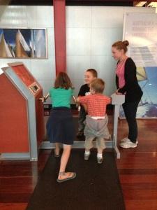 Maritime Museum Fremantle.