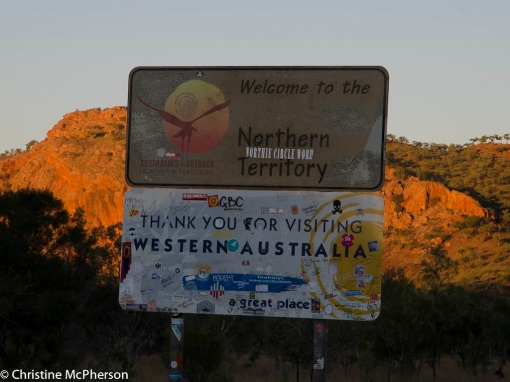 Welcome to the NT!