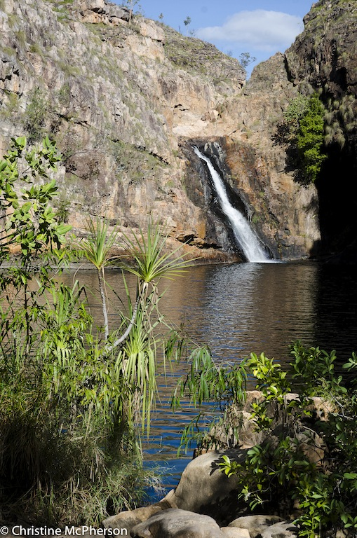 The Maguk Water Fall
