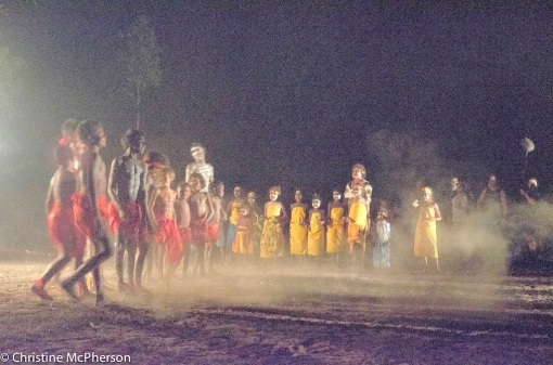 The Corroboree from Mowanjum Community
