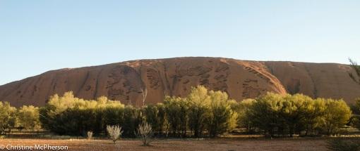 Textures of Uluru